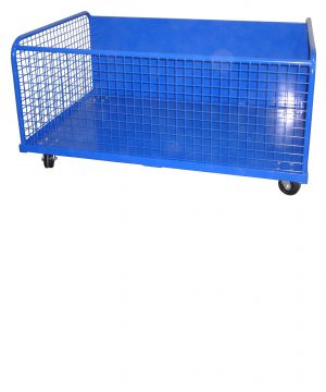 Lift Table Cart  sc 1 st  George Ou0027dayu0027s Inc. & Bulk Storage Bins and Lift Table Carts u2013 George Ou0027dayu0027s Inc.