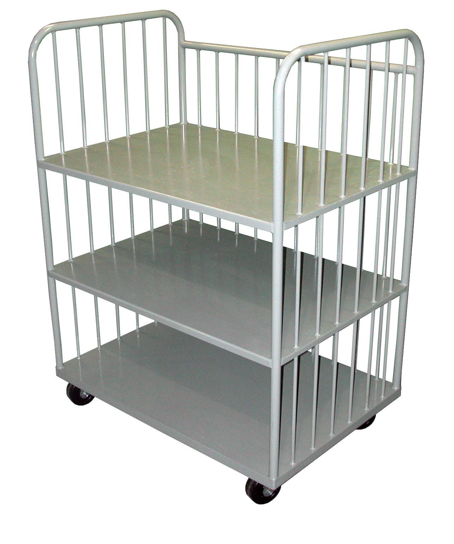 Linen Storage Cart  sc 1 st  George Ou0027dayu0027s Inc. & Linen Storage Cart u2013 George Ou0027dayu0027s Inc.